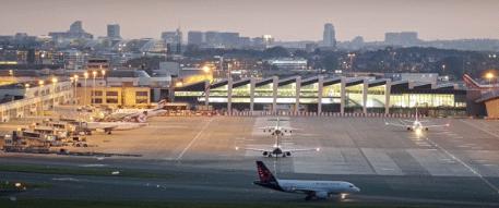 luchthaven zaventem-brussel airport