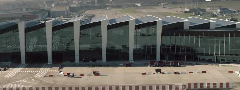 parkeren brussels airport